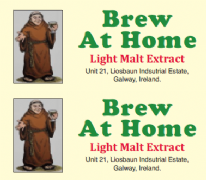 BH Light LME Liquid Malt Extract 9.0 Kg (6 by 1.5 Kg cans) (Best Before End Jan 18)